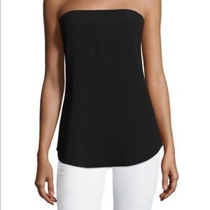 Theory Strapless Top NWT!